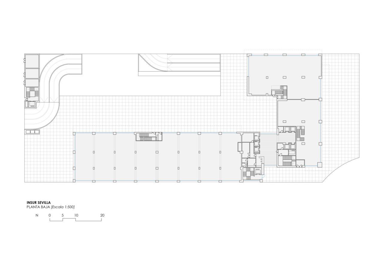plano de planta baja