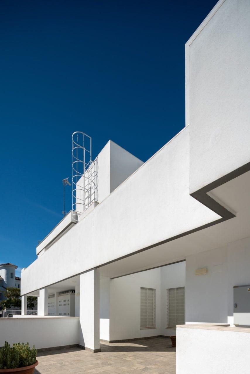 Detalles constructivos Los Naranjos. Marbella