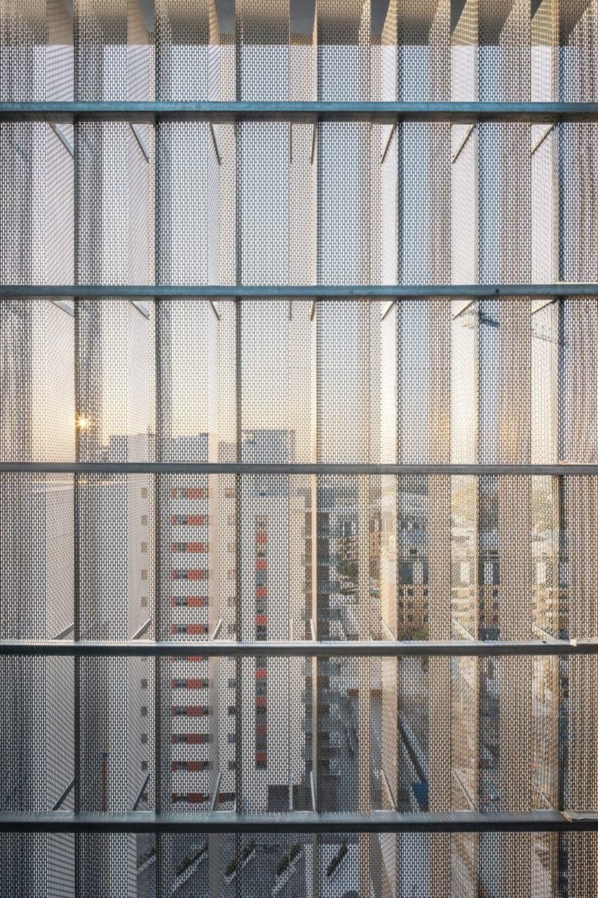 Vistas desde el mirador de una de las torres