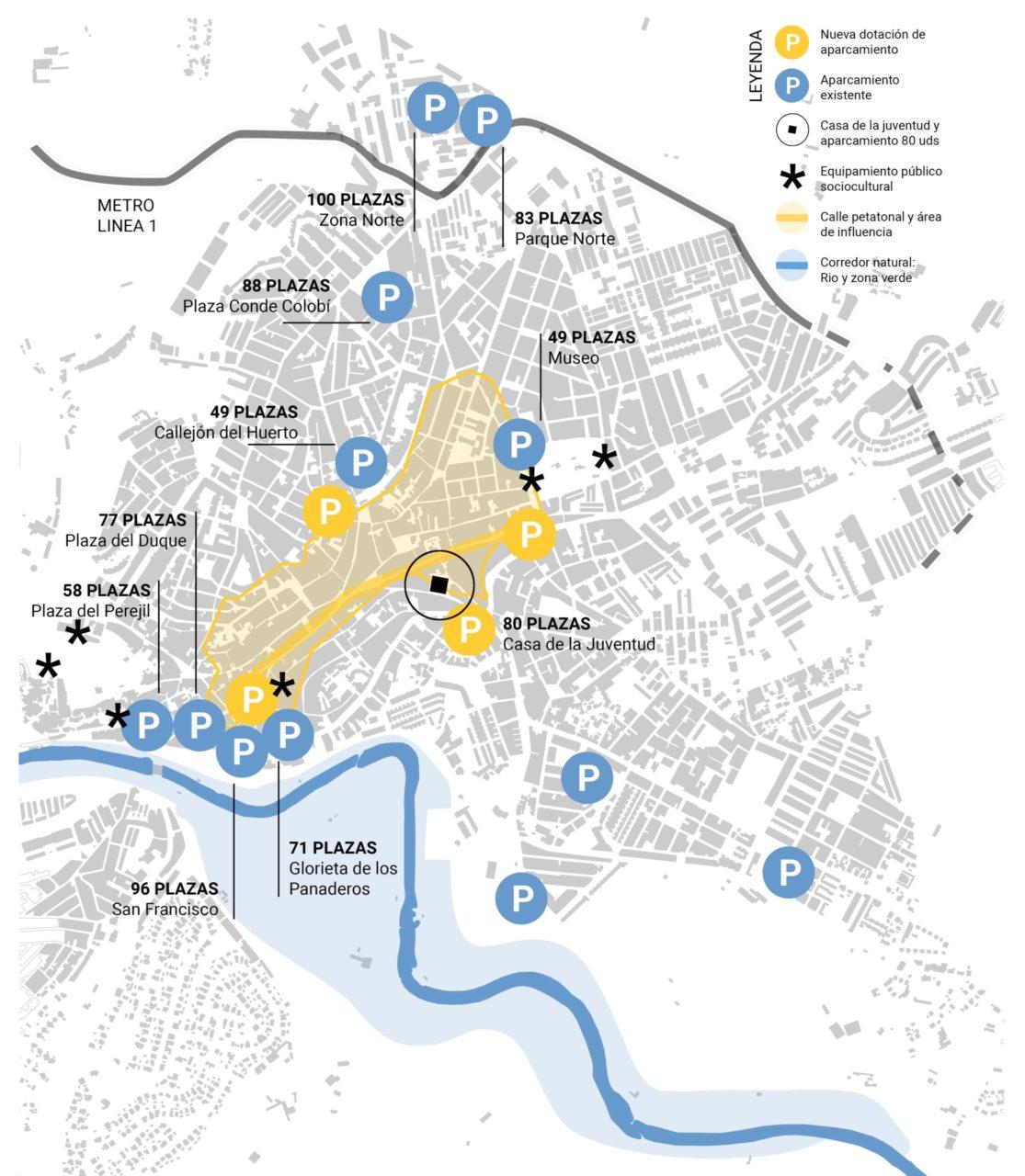Plano cartográfico de ubicación