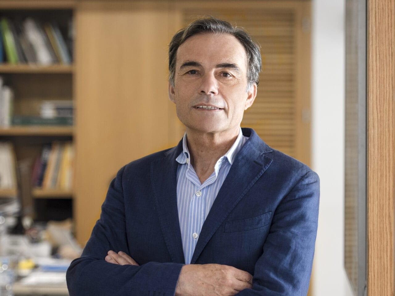 Fotografia de Fernando Pumar, CEO y Fundador de DPYA Arquitectura