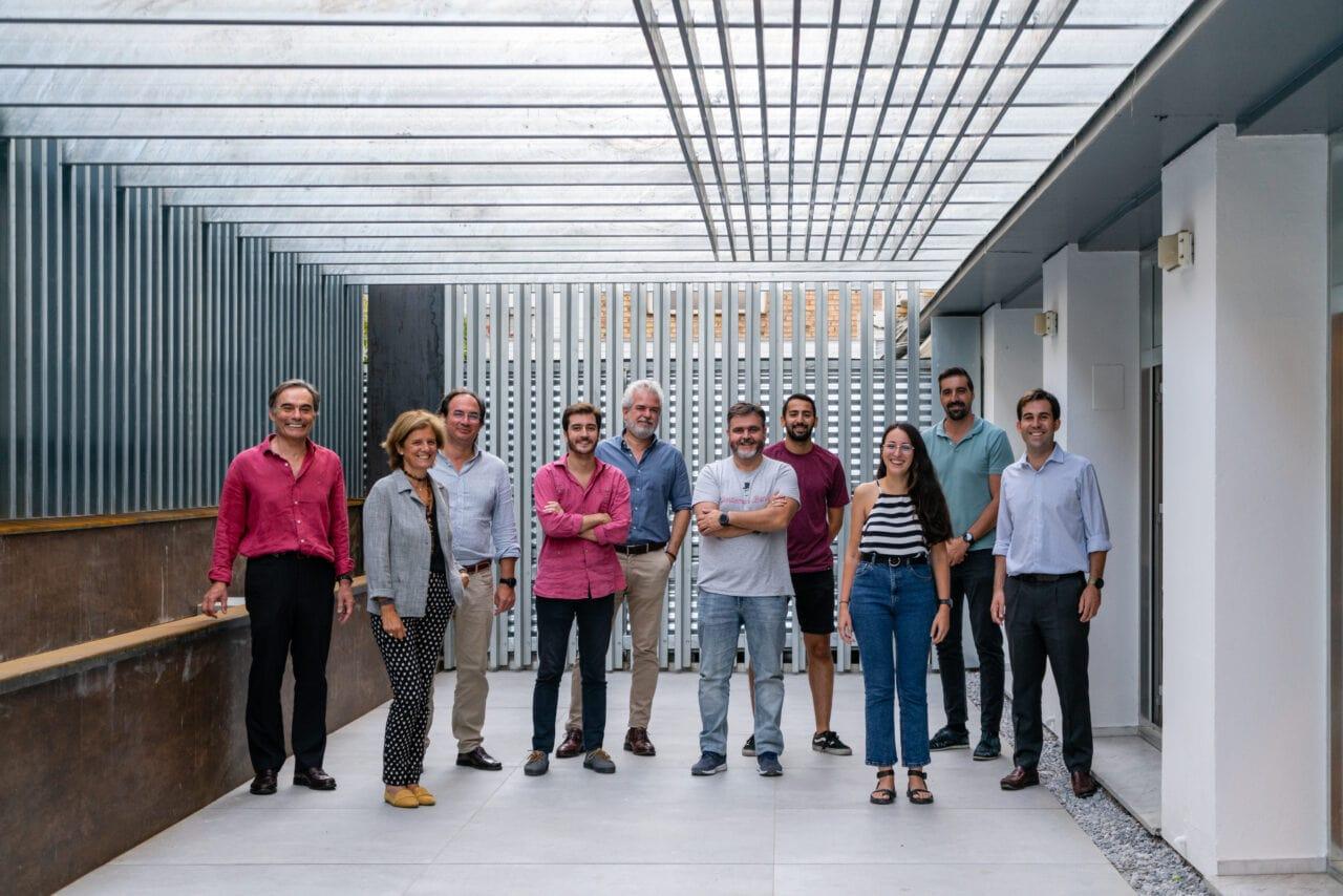 El equipo de DPYA Arquitectura